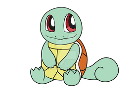 Pokedex Challenge #007 Squirtle by washumow