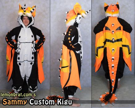 Sammy Custom Kigu by lemonbrat