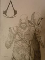 Assassin's Creed by Wolfofshiver