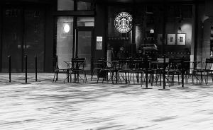 Starbucks III by zandabalode
