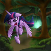 Twilight the War Goddess by killamnjaro