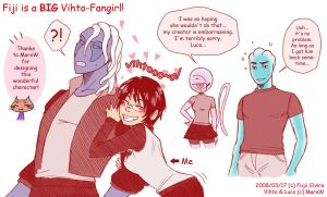 Me is a BIG Vihto-Fangirl by Fiji-Fujii
