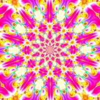Kaleidoscope Art 10 by icu8124me