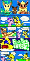L and F Comic 8 by RiuAuraeon