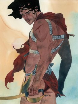 John Carter by kevinwada