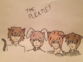 The Flea-tles by Janop1