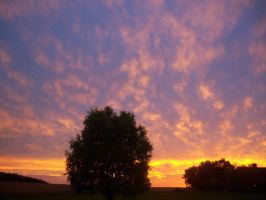 9-26-10 Sunset by Kassieh