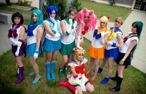 Sailor Moon by Candygirl-Lucy