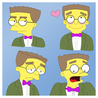 Smithers Sketches by FruitBatMan