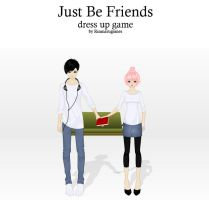 JBF couple creator by Rinmaru