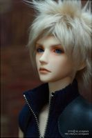 Cloud Strife - 04 by scargeear