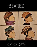Beatlez: Ono Days by CharlieOleChap