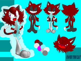 Kwen's Reference Sheet by Kwenifying-Kwen