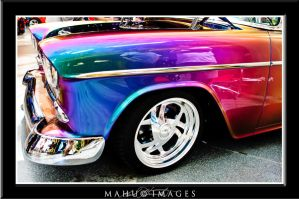 55 Chevy Custom Paint by mahu54