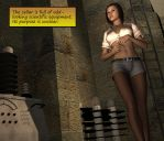 Amanda Jones in the Cellar 3 by Torqual3D
