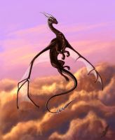 Unlimited sky by AlviaAlcedo by Realm-of-Fantasy
