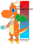 Robot Pokemon Challenge Day 10: Dragonite by Masterge77