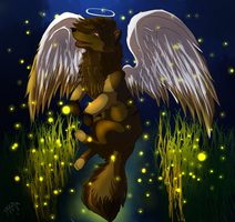 Fireflies by xFatedDestinyx