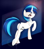 Vinyl Scratch by McSadat