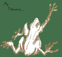 My Frog Patronus by GenineMalfoy