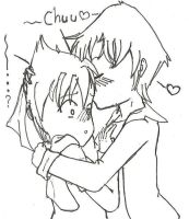 UxO small kiss :3 by WMW123xD