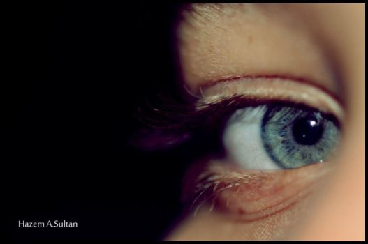Eye by HazemSultan