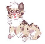 |OPEN Auction|SB 50pts/$0.50 Cute Puppy Adopt by RenAyumeDeer