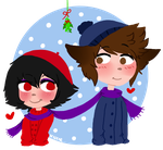 baby its cold outside by NearTheStars