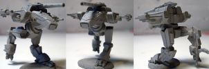 Battletech:Osprey mini by Mecha-Zone