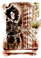 Edward Scissorhands by Worgue