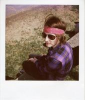 Polaroid Of Me by Champineography