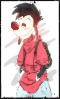 Max Goof_Doodle by marvelzombie101