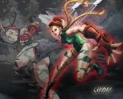Wallpaper Cammy by Rubalcovo