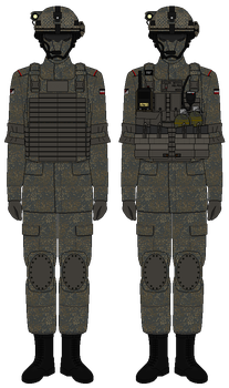 Reichsheer Full Combat Gear by tsd715