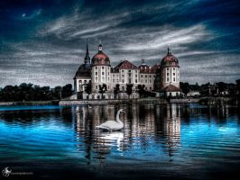 Castillo Moritzburg by powerspiders