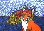 Sea Fox by RedCloudlet