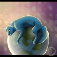 Catch the Earth by BaF-Fy