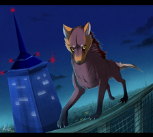 .:City Wolf:. by Rorita-Sakura