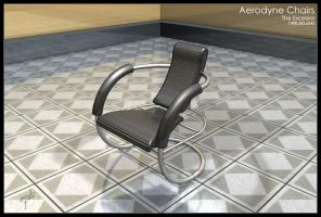 Excelsior Chair - 3d Concept by se55
