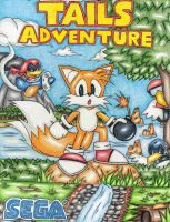 Tails Adventure by DragonQuestHero