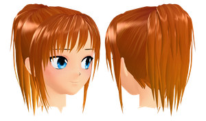 L'update again...  Susan v3 WIP2 (hair prev) by Rolneeq