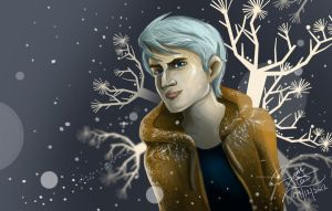 Jack Frost Alter Ego by SeanChunSeianLiew