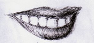Mouth 6 by TheLittleCrow