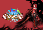 Elsword-Elesis CA wallpaper by TopHatea