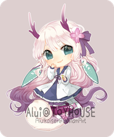 Commission Deluxe + Prism-candy + by Aluie