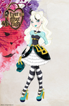 Ever After High - Allysa Wonder by chunk07x