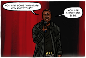 Kevin Hart - Seriously Funny by theEyZmaster
