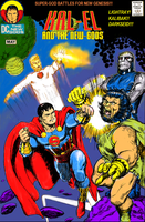 Kal-El and the New Gods by Nick-Perks