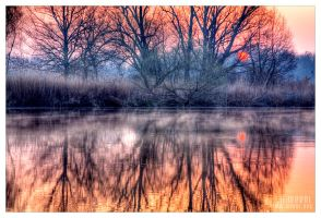 sunrise impression by werol