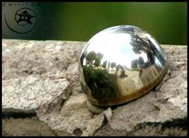 Closer Reflections of a Knob. by chiiildd